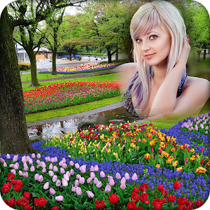 Download Garden Photo Frame For PC Windows and Mac