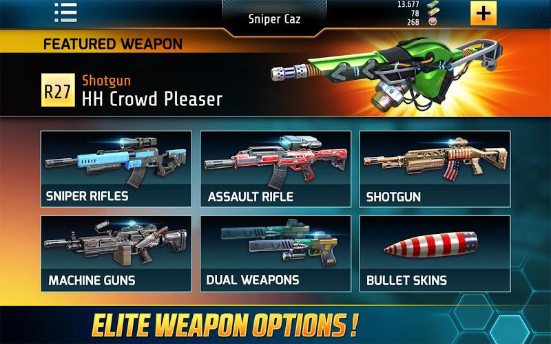Kill Shot Bravo: Sniper FPS Screenshot 13