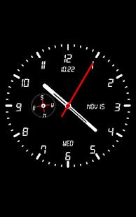 Clock Live Wallpaper APK for Bluestacks