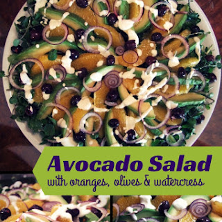 Watercress Orange And Avocado Salad Recipes