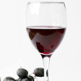 wine by Emma Thompson - Food & Drink Alcohol & Drinks ( wine, grapes, alcohol, wine glass, drink, glass, wine grapes )