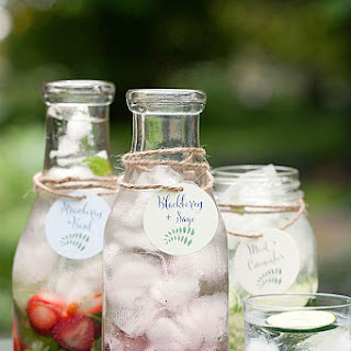Water Cooler Flavored Water Recipes