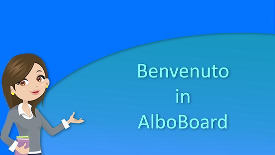 Risultati immagini per AlboBoard