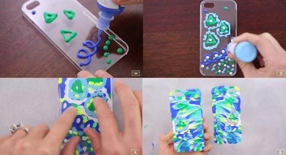 Как можно украсить свой телефон своими руками