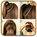 App Easy Hairstyles Step by Step apk for kindle fire