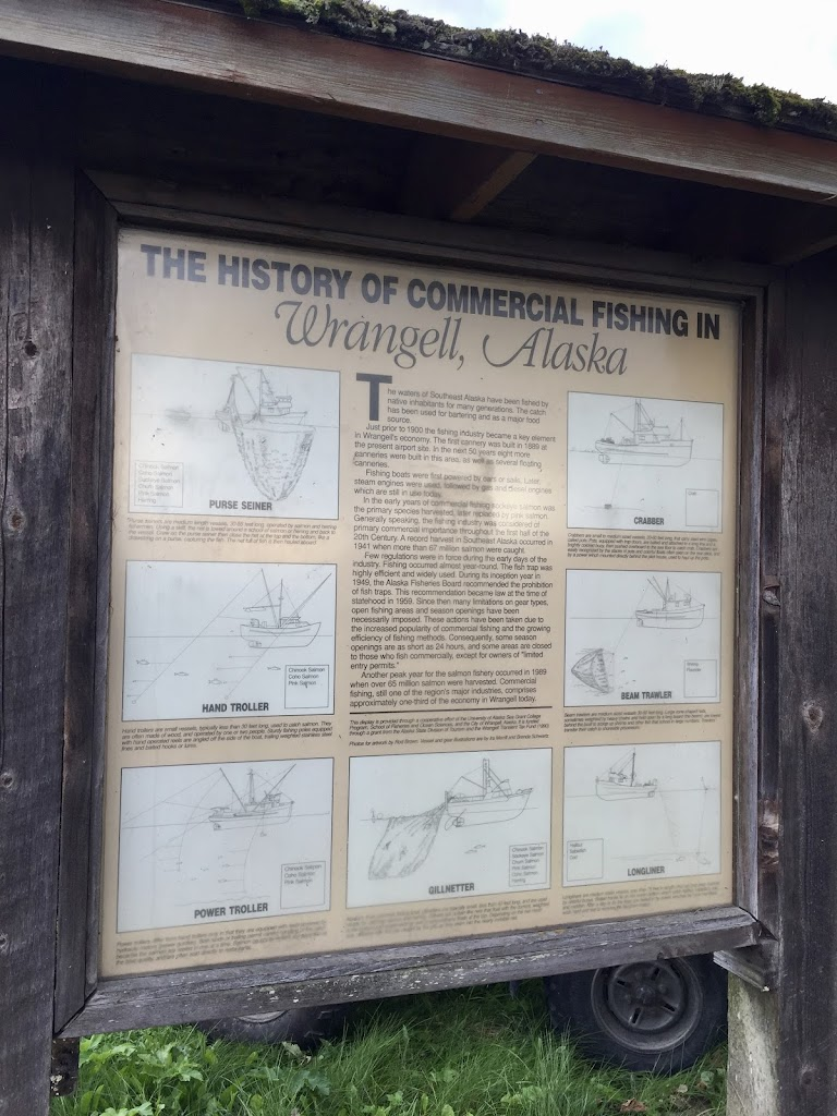 The History Of Commercial Fishing In Wrangell, Alaska. The waters of Southeast Alaska have been fished by native inhabitants for many generations. The catch has been used for bartering and as a major ...