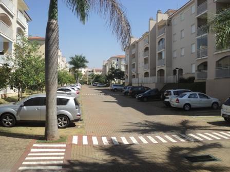 Apartamento residencial à venda, Jardim Santa Genebra, Campi...