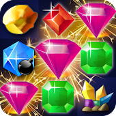 Match 3 Jewels icon