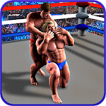 Incredible Wrestling Revolution Fighting Game Icon