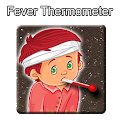 Fever Measuring Thermometer Prank APK for Bluestacks