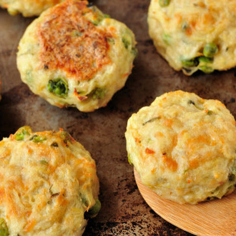 Cheesy Potato Biscuits