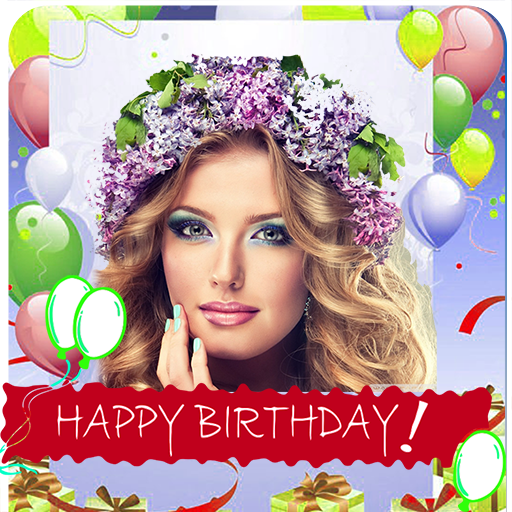 Happy Birthday Photo Frame HD (app)