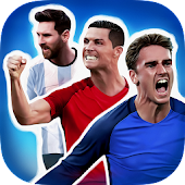SOCCER FREE KICK WORLD CUP 17 Icon