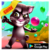 Free app Guide For talking tom bubble shooter Tablet
