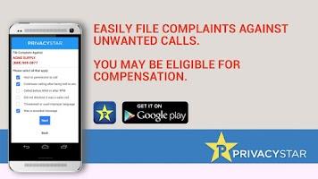 Screenshot of Block Calls & Caller ID