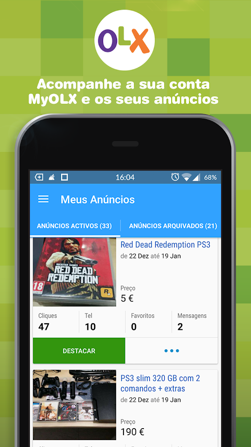 OLX Portugal - Classificados Screenshot 3