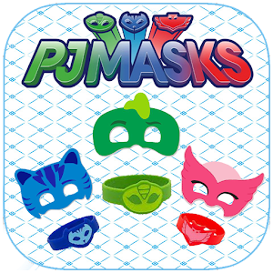 PJ MASKS EMOJI FACE For PC