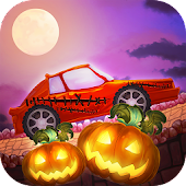 Download Halloween Cars: Monster Race APK on PC