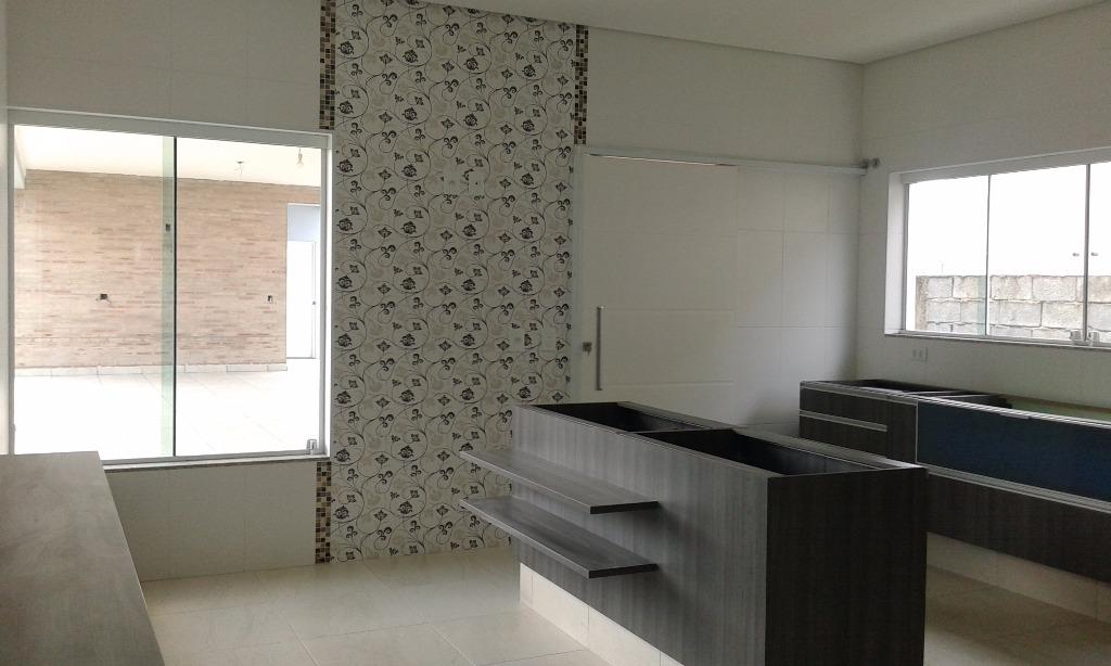 Casa 4 Dorm, Serra dos Lagos, Cajamar (CA1057) - Foto 12