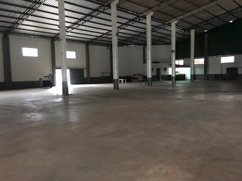 Barracão para alugar, 1500 m² por R$ 17.000,00/mês - Paulista - Londrina/PR