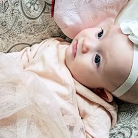 She looks like a doll by Susanne Carlton - Babies & Children Children Candids (  )