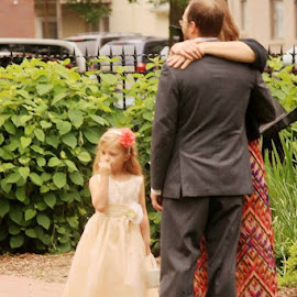 Flower Girl - After the Wedding by Bonnie Burgeson - Wedding Other