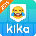 Kika Keyboard 2019 - Emoji Keyboard, Emoticon, GIF APK