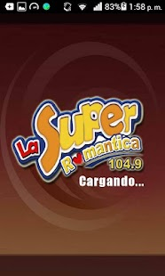 Super Romantica 104.9 - screenshot