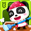 Baby Panda Gets Organized for Lollipop - Android 5.0