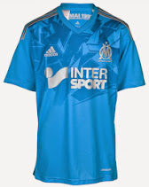Marseille away kit 2014