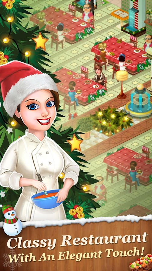 Star Chef: Cooking & Restaurant Game Screenshot