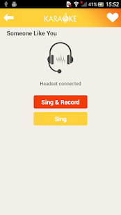 Karaoke Sing and Record - screenshot