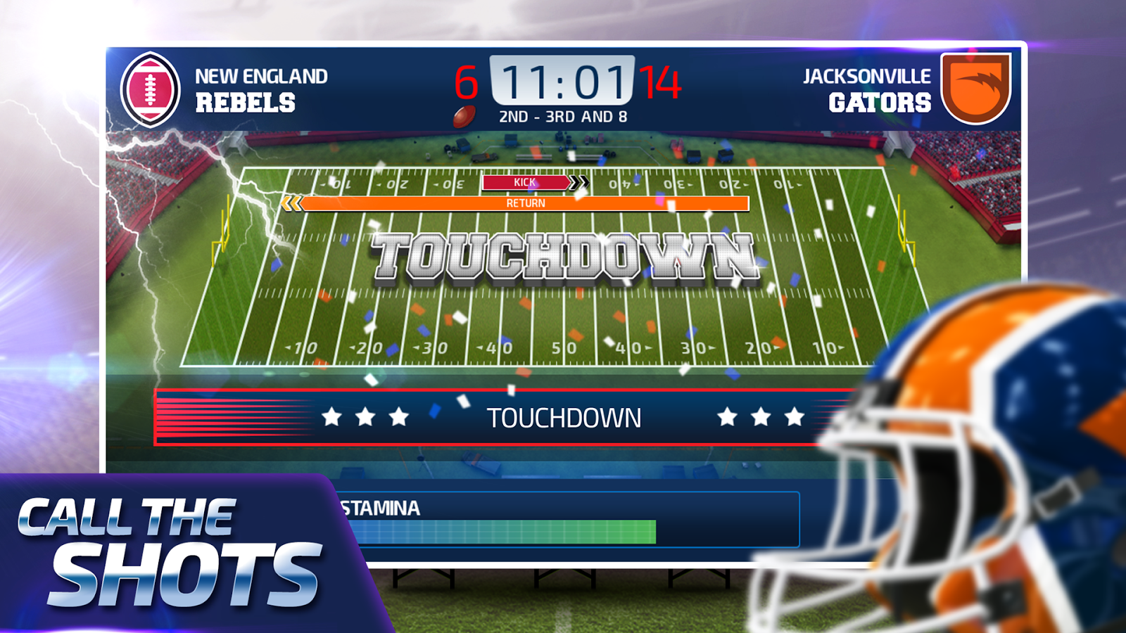 All Star Quarterback 17 Screenshot 0
