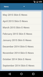 Dermatology A-Z - screenshot