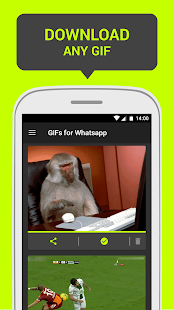 App GIFs for Whatsapp apk for kindle fire