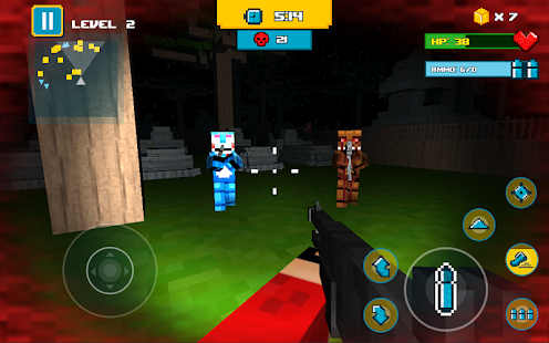 Game Block Pizza Five Nights APK for Kindle