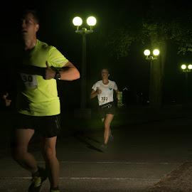 Night by Dušan Gajšek - Sports & Fitness Running