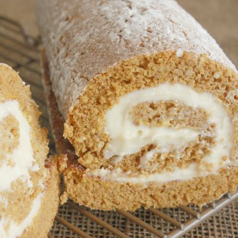 Pumpkin Bread Roll