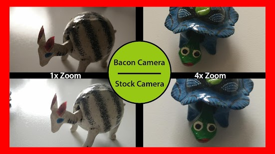 Bacon Camera- screenshot thumbnail