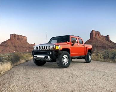 Wallpapers Hummer H3 - screenshot