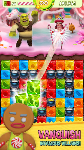 Shrek Sugar Fever For PC