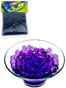 Гидрогелевые шарики S, фиолетовые