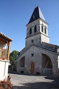 photo de Eglise de Fontanes (église Saint-Clair)