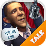 Talking Statesman Obama APK Image