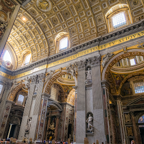 by Nicholas Conn - Buildings & Architecture Places of Worship ( church, cathedral, vatican, italy )