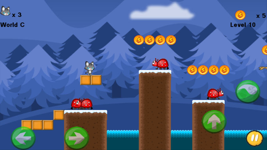 android Tom's World Screenshot 2