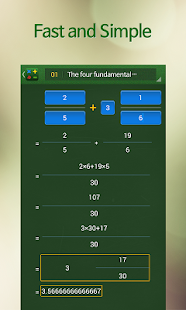 Elementary Math Calculator - screenshot