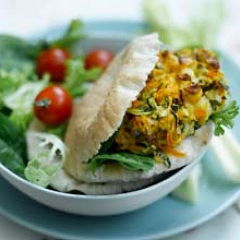 Weight Watchers halloumi burgers
