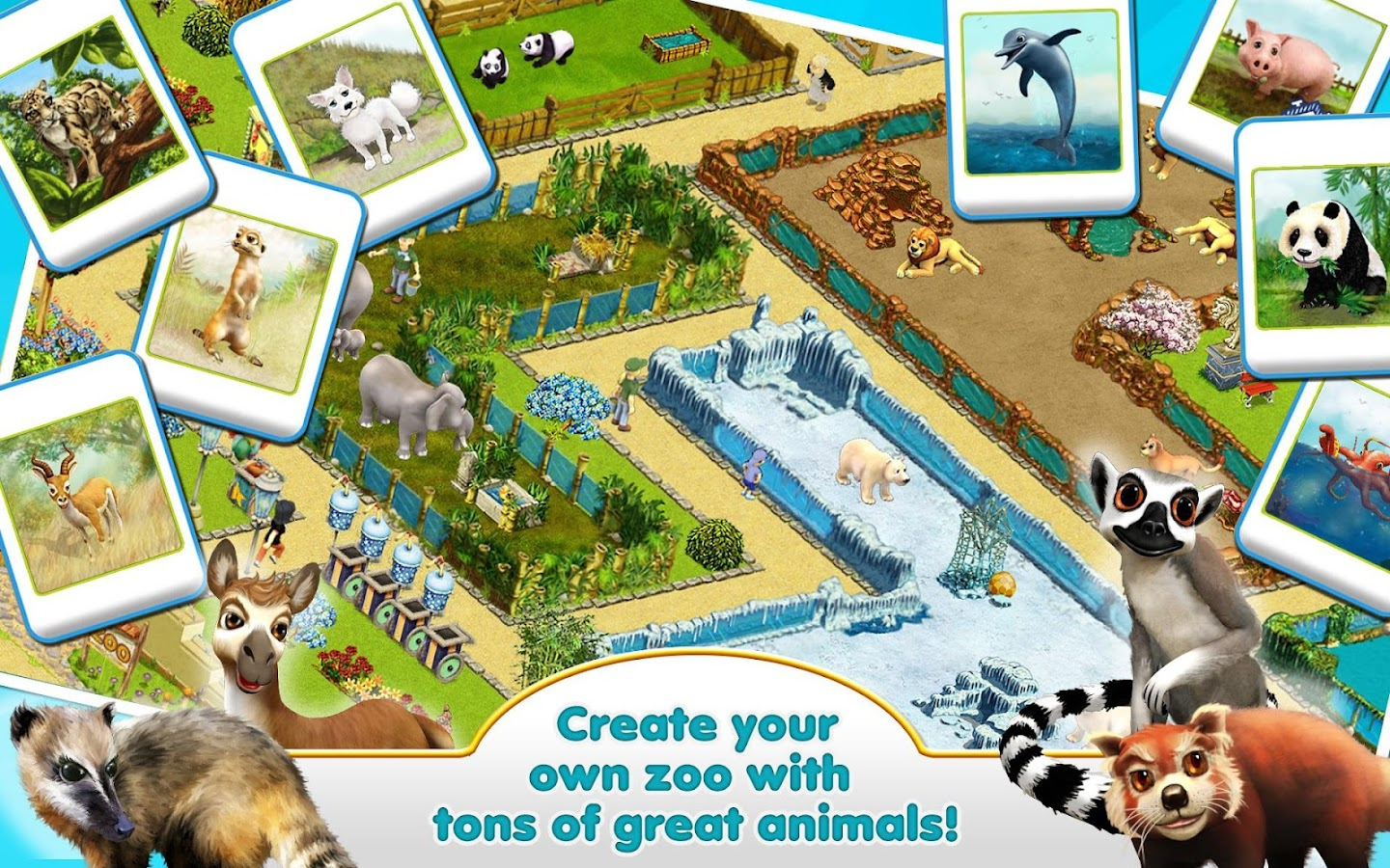 MyFreeZoo Mobile Screenshot 11