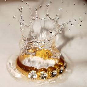by Premkumar Antony - Artistic Objects Other Objects ( ring, splash, diamonds, fine art )